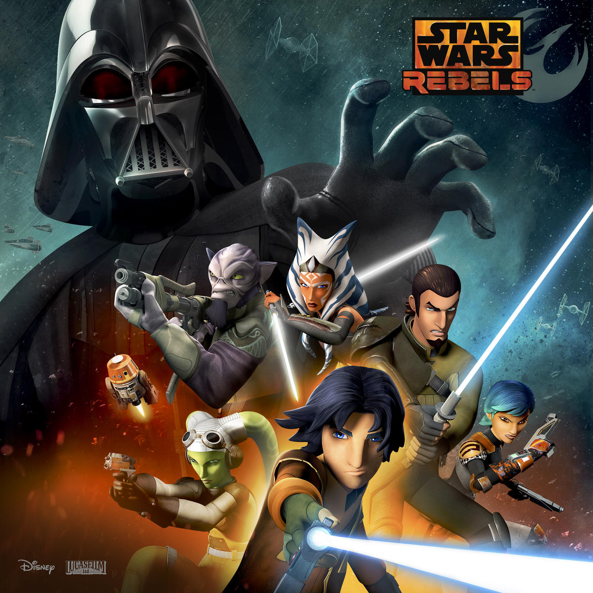 Star Wars Rebels - Animated Series Returns for a Second ... - photo#14
