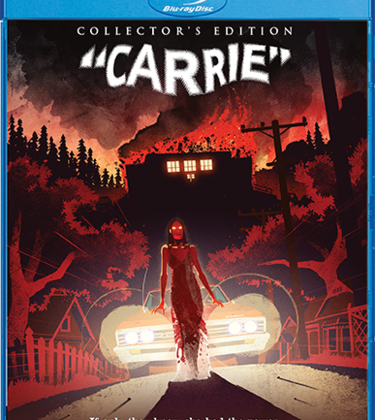 Carrie - Scream Factory Blu-ray Disc