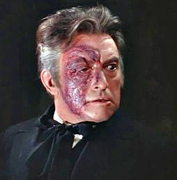 Claude Rains' Phantom makeup was not as well remembered or iconic is Cheney's.