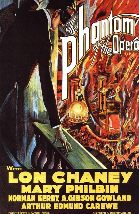 The 1925 silent version of the film, starring Lon Cheney, is generally regarded as one of the best versions of this story.