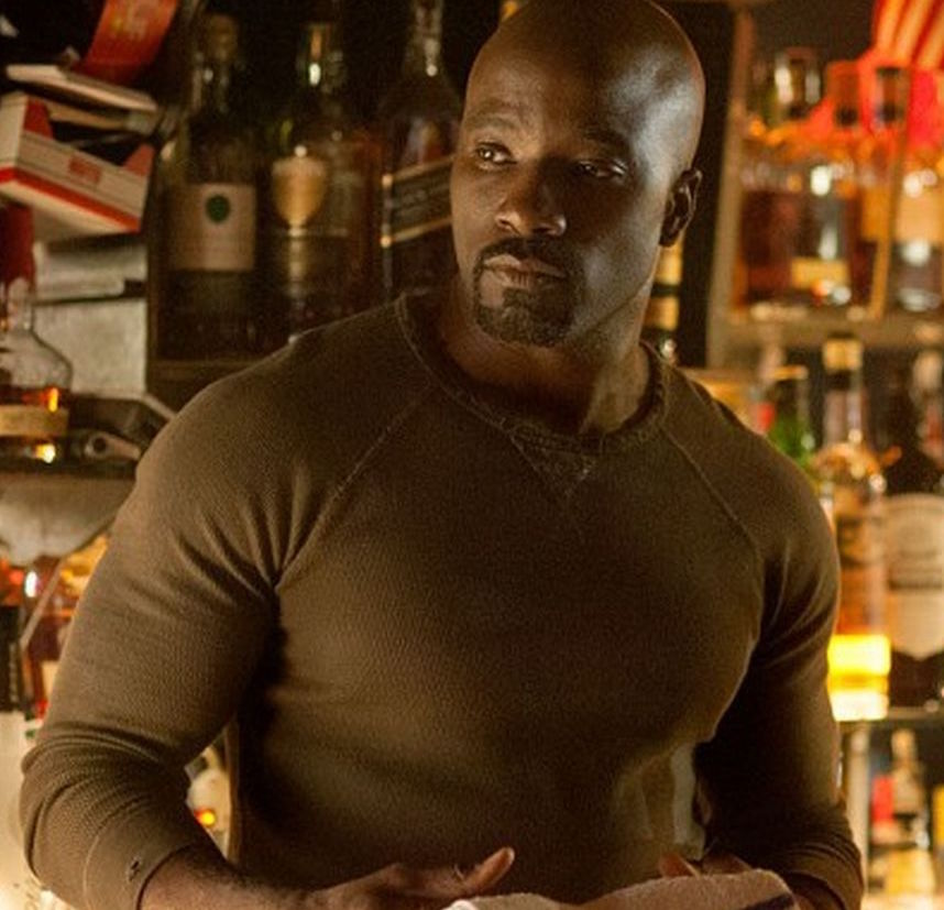 The Luke Cage character had previously appeared in Season One of Marvel's previous Netflix series, Jessica Jones.