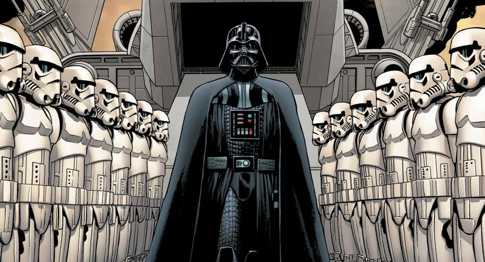 Darth Vader follows the eponymous villain's adventures following the conclusion of the original 1977 film.