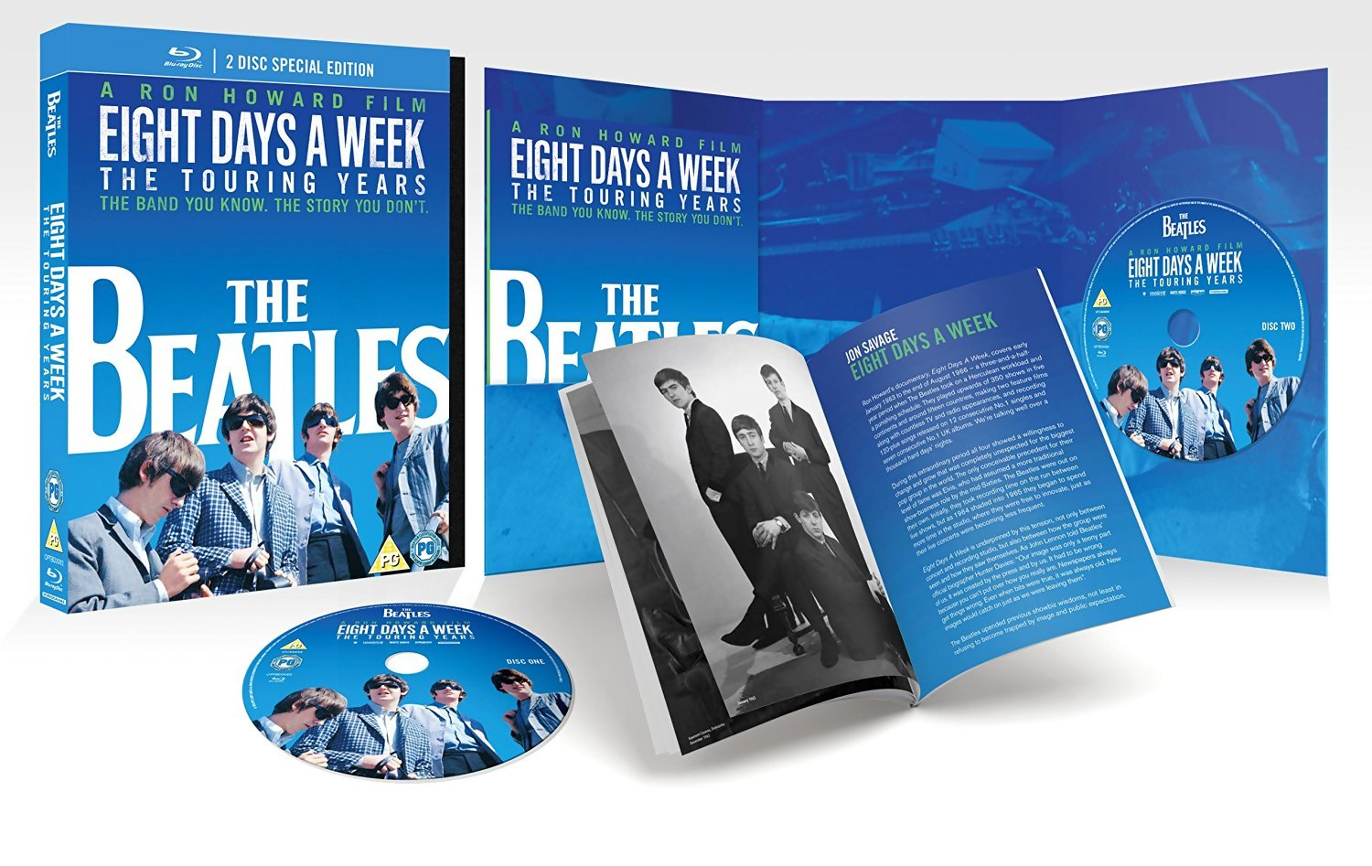 Eight Days a Week is a Beatles documentary directed by Ron Howard.