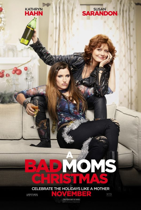 Bad Moms Christmas Kids.A Bad Moms Christmas A Hilarious Premise With