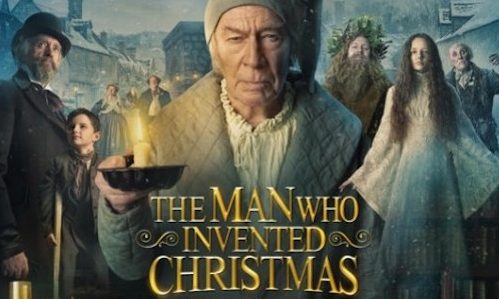 Image result for The Man Who Invented Christmas