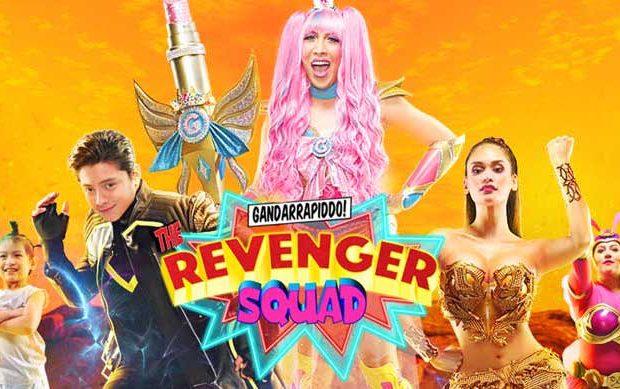 Gandarrapiddo The Revenger Squad