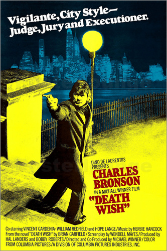 Image result for death wish poster