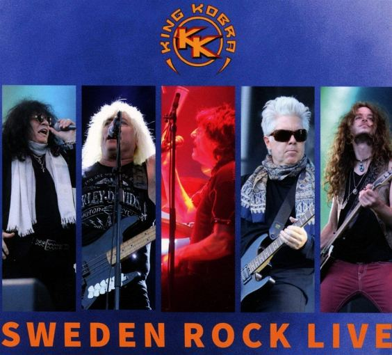 King Kobra Takes The Stage In Sweden On A New Live Release Zrockr
