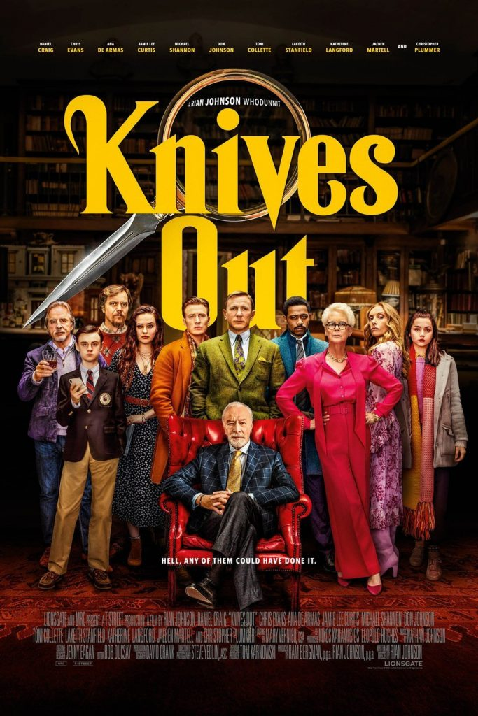 Knives Out movie image